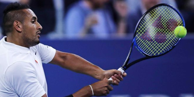 Nick Kyrgios labels ATP 'pretty corrupt' after US Open win