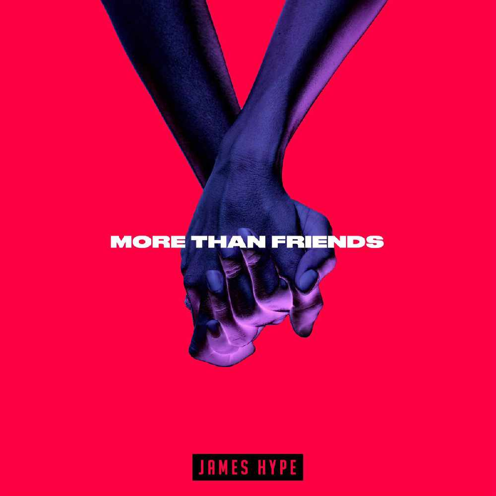 James Hype Ft Kelli-Leigh - More Than Friends