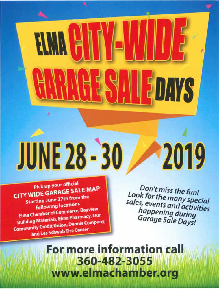 29th Annual City-Wide Garage Sale - 96 9 KAYO