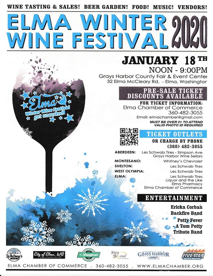 elma winter wine festival sat january 18th 2020 95 3 kgy elma winter wine festival sat