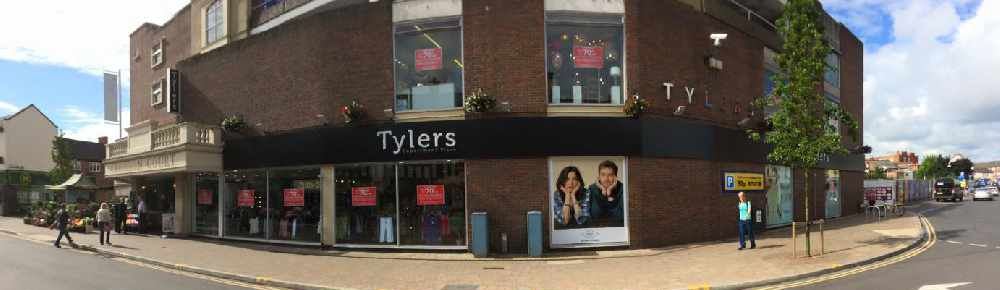 Tylers banner