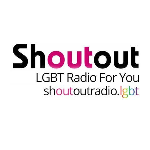 Shoutout Radio logo