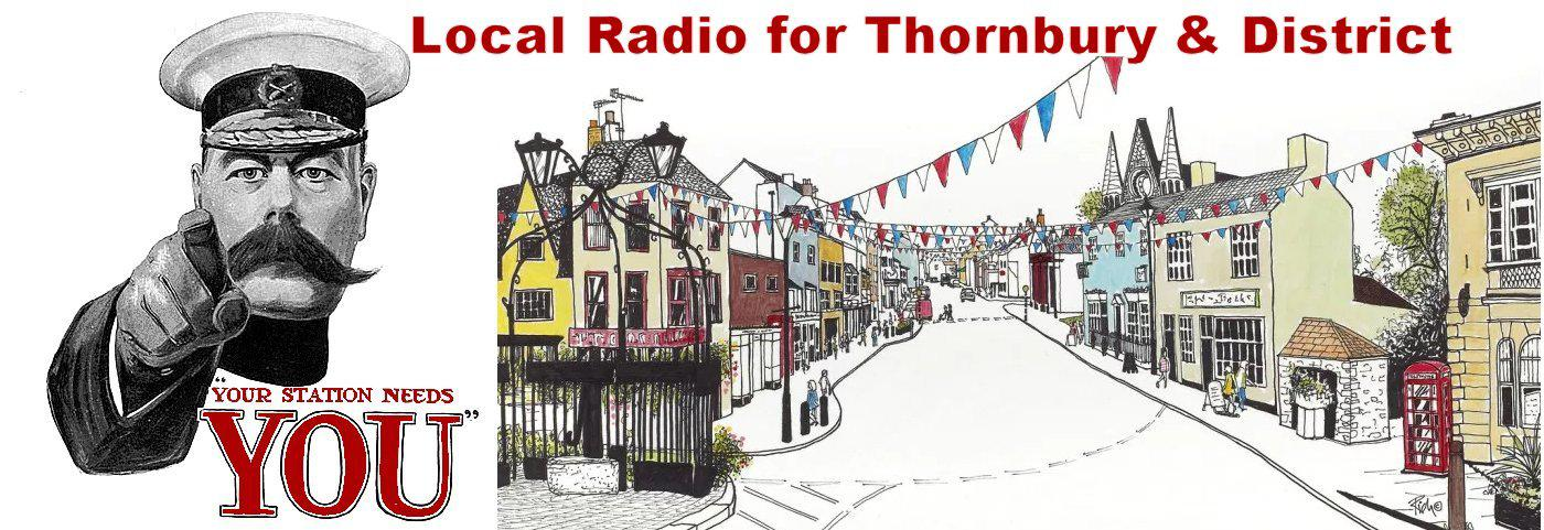 GLOSS FM Thornbury - Your Station Needs You!