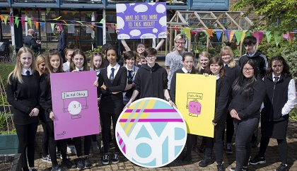 Young Scots urged to talk about mental health
