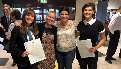WATCH: Dunfermline pupils learn their fate as exam results are