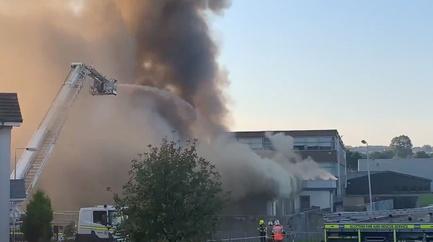 Boy, 14, charged over school fire - Kingdom FM