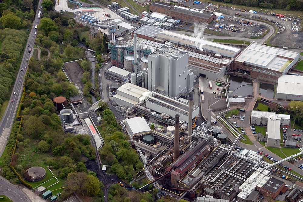 Paper Mill Parts : Tullis russell site kingdom fm fife s feel good radio