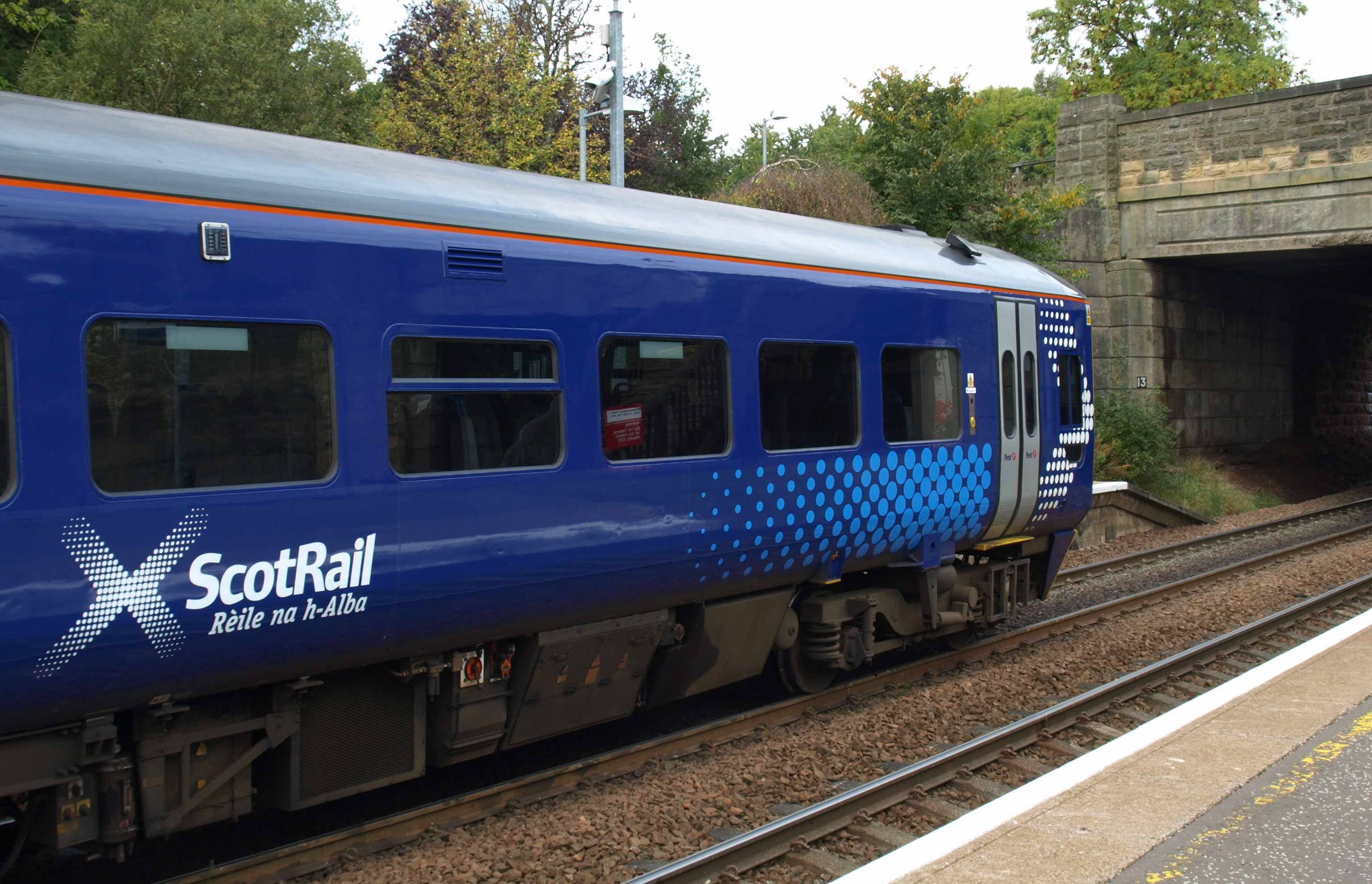 Scotrail boss meets with Fife Council to outline improvement