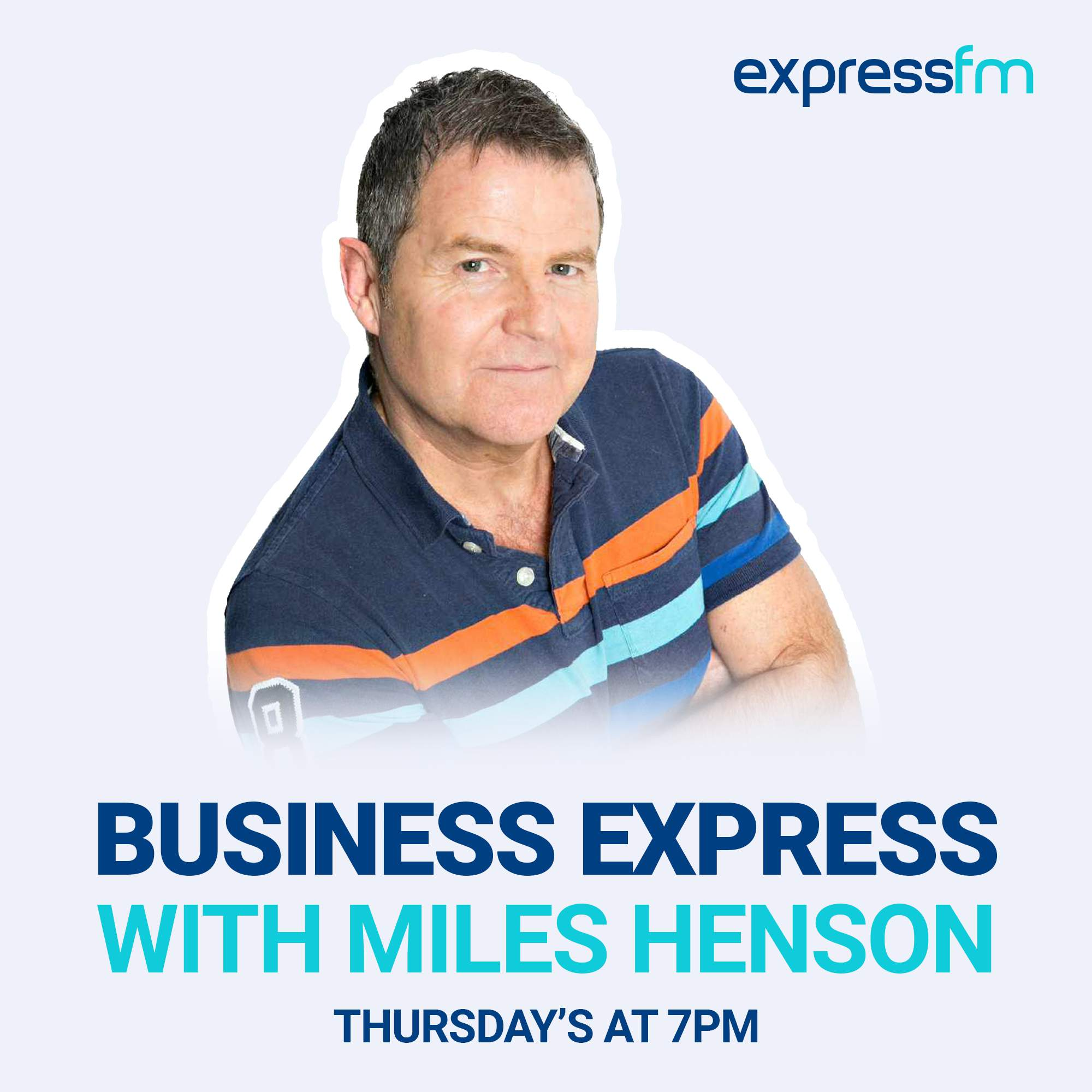 Business Express with Miles Henson