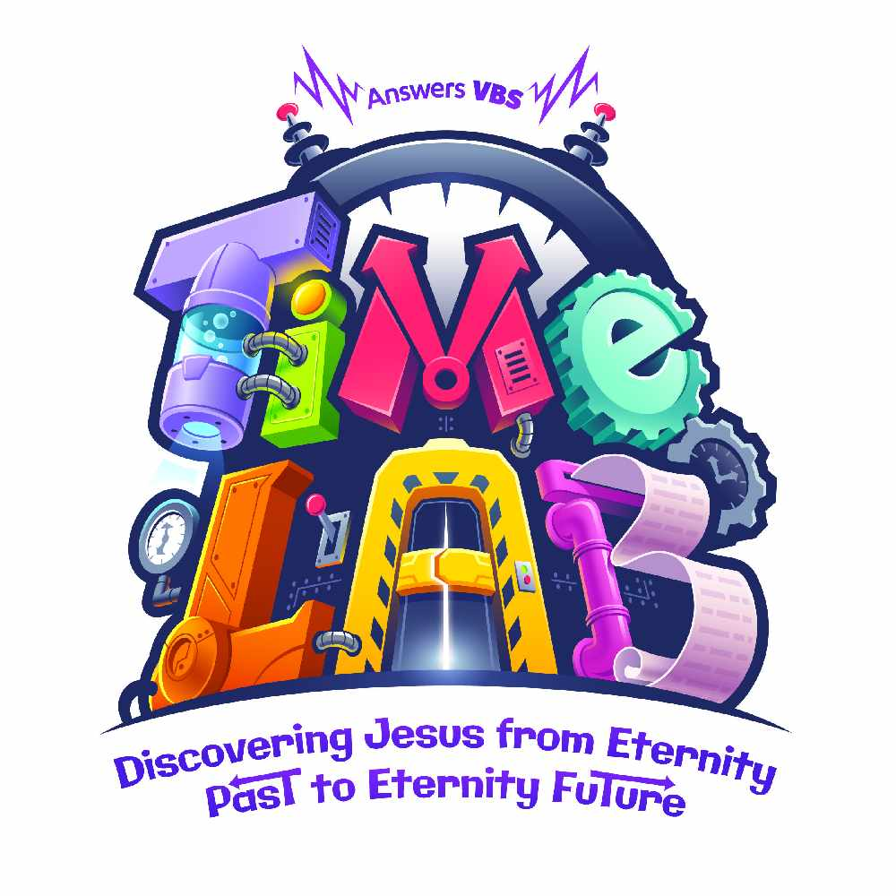 TimeLab VBS @ Lone Rock Bible Church - Right Song  Right Time