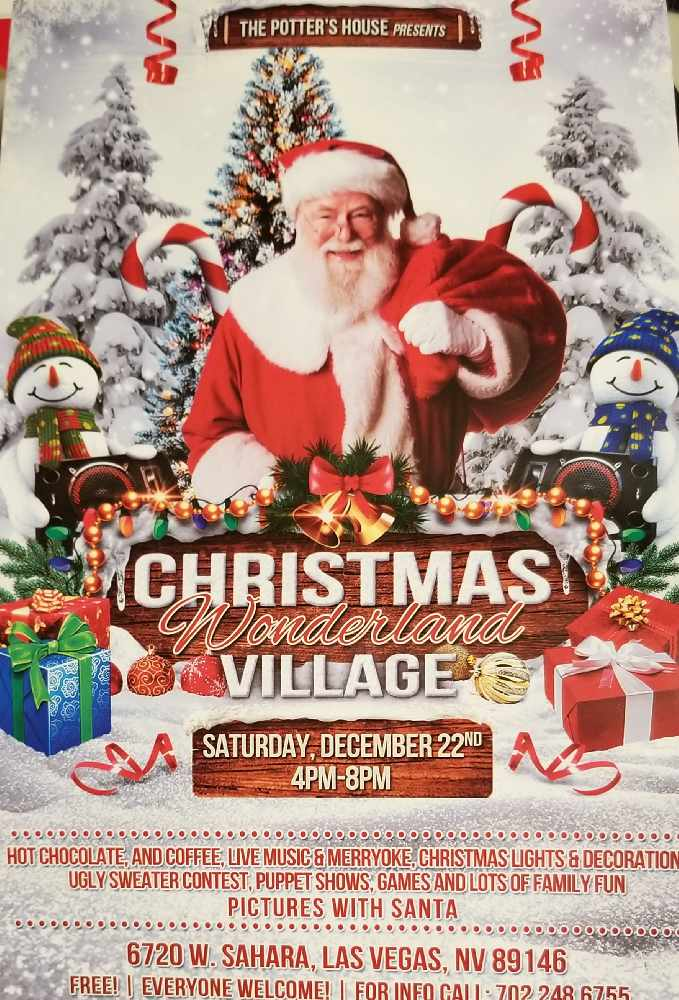 Christmas Wonderland Village Right Song Right Time