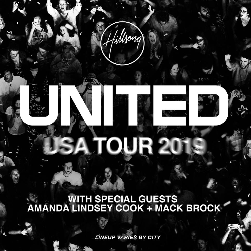 Hillsong United - USA Tour 2019!