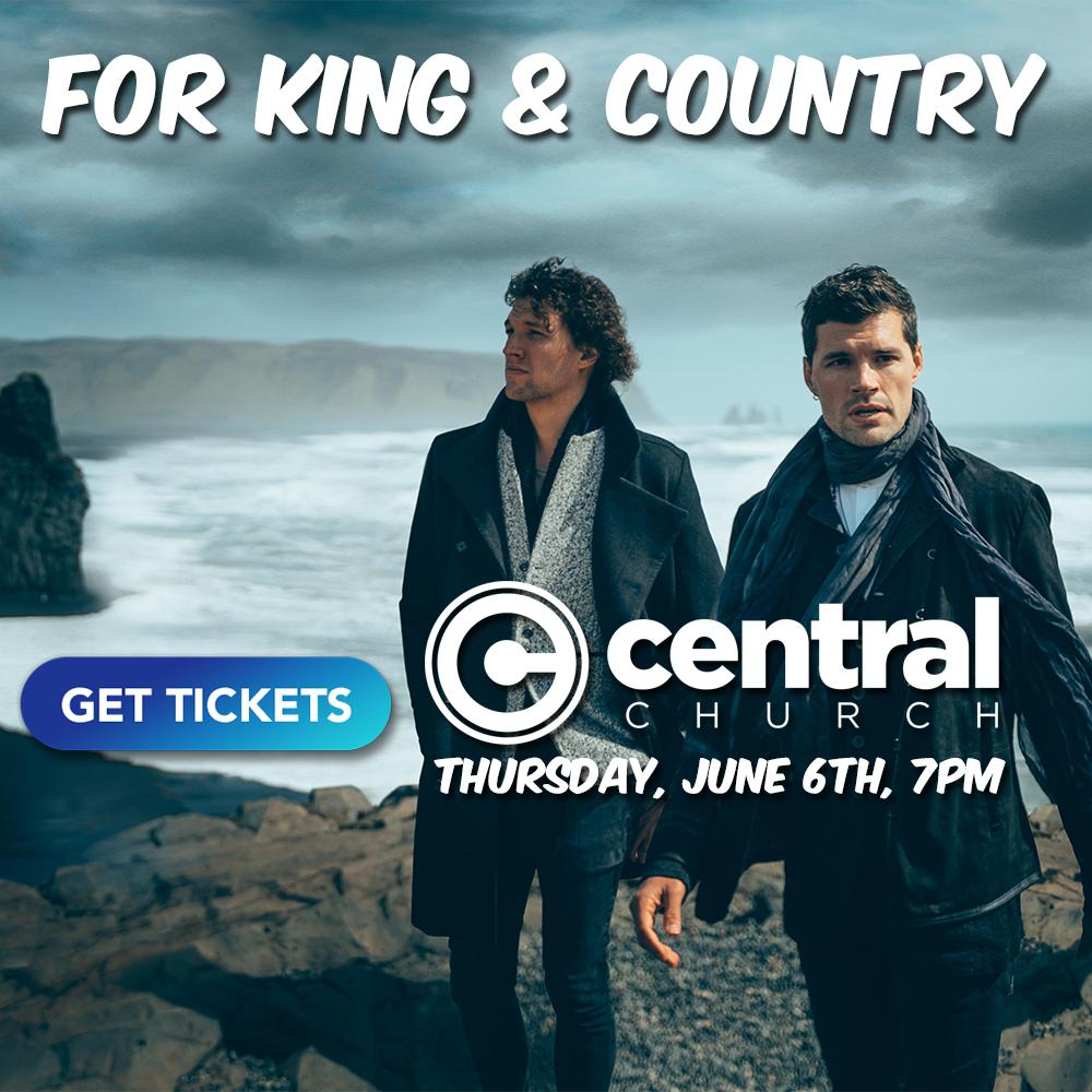 For King & Country Concert 2019