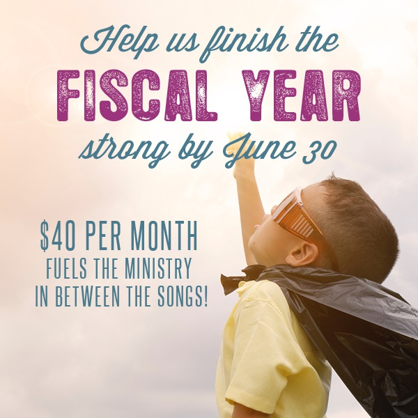Fiscal Year End Give