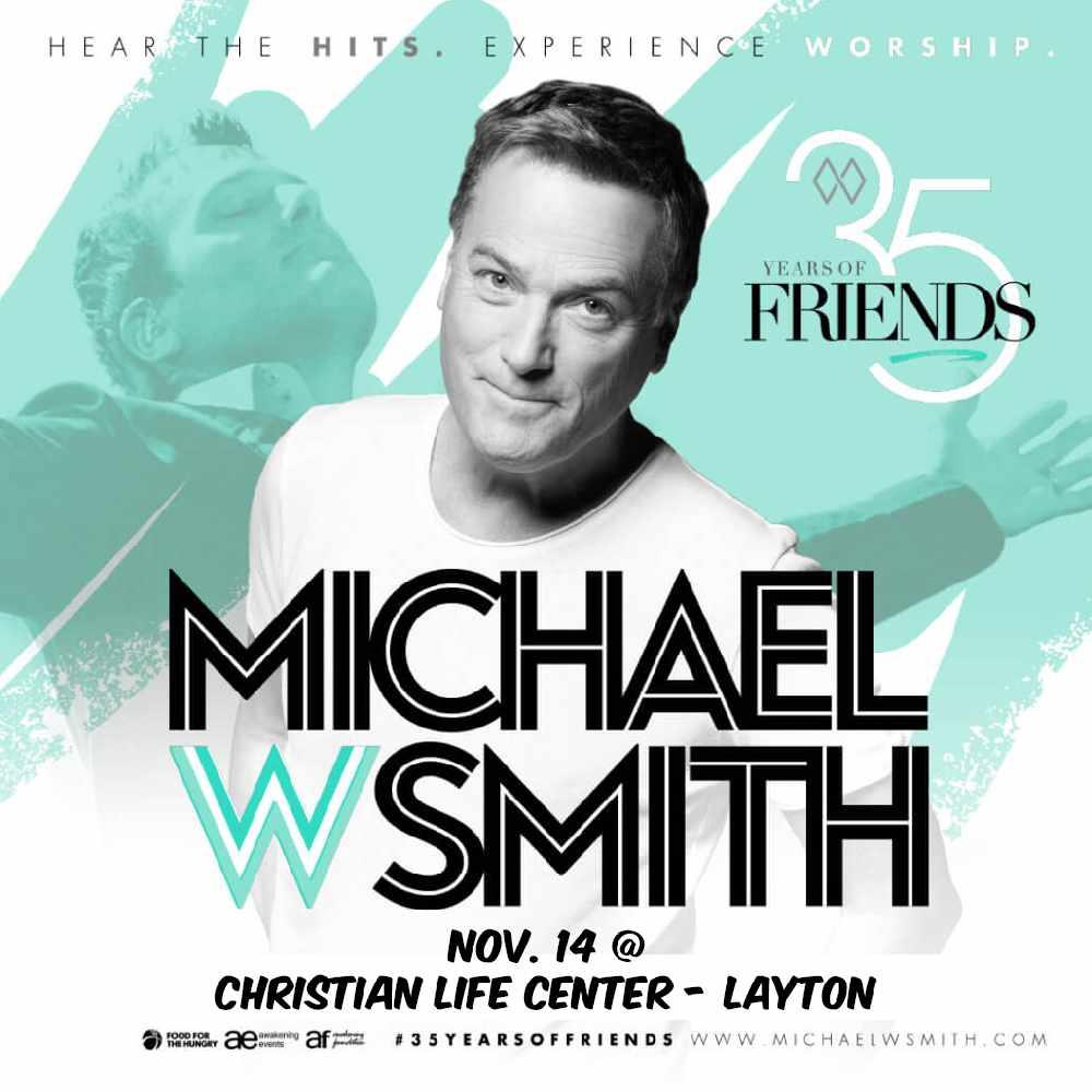 Michael W Smith - UTAH