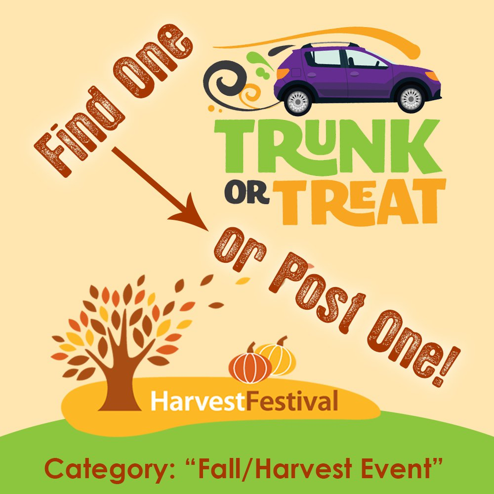 Fall Harvest Events