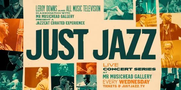 Just Jazz Series September