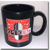 KPFK Logo Mug