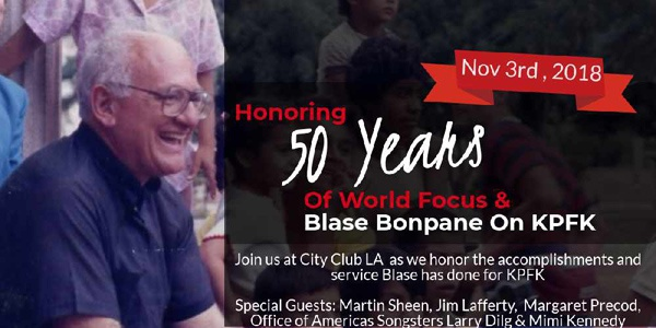 Honoring Blase