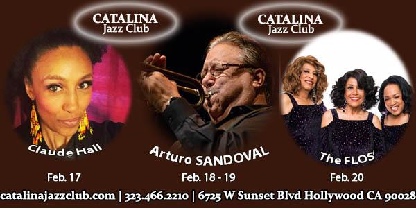 Catalina Jazz Club Jan 2019