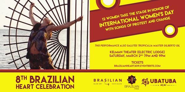 8th Brazilian Heart Celebration