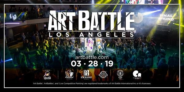 Art Battle LA