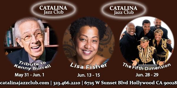 Catalina Jazz Club shows May 2019
