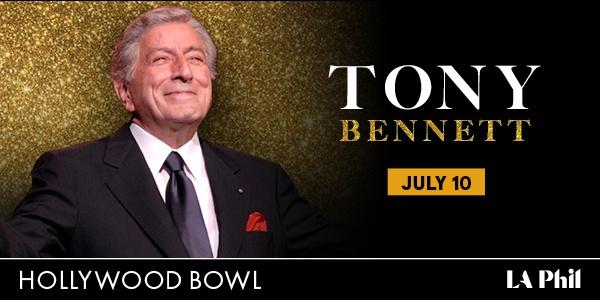 Tony Bennett Live at the H Bowl