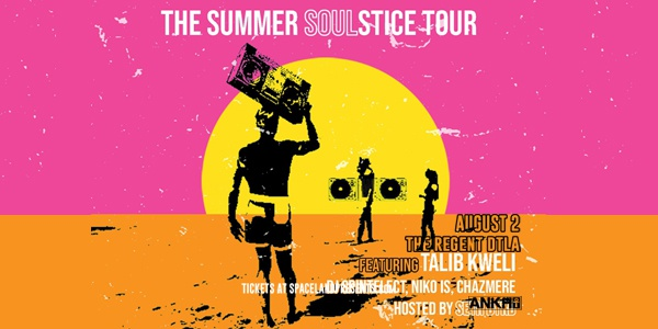 The Summer Soulstice Tour