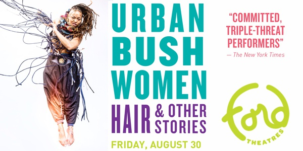 Urban Bush Women at The Ford