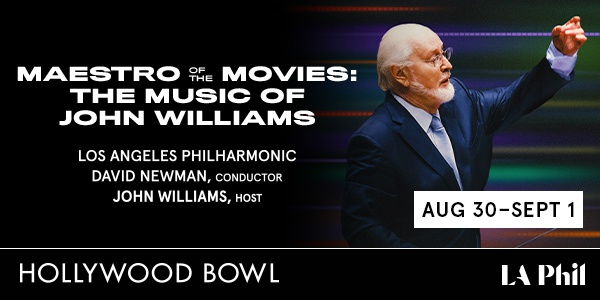 Maestro of the Movies at The Bowl