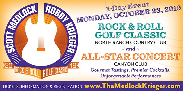 Medlock Krieger Rock and Roll Golf Classic and Concert