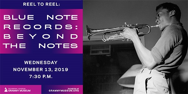 Blue Note Records screening Grammy Museum