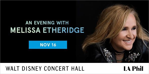 Melissa Etheridge WDCH Nov 16 2019