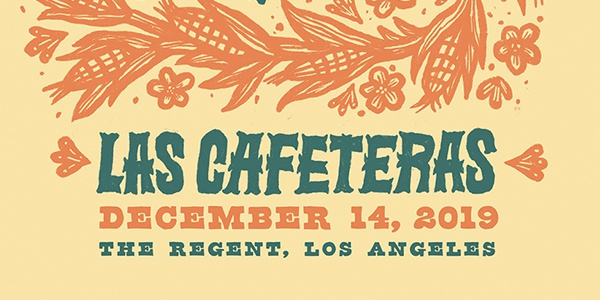 Las Cafeteras Live at the Regent Dec 14 2019