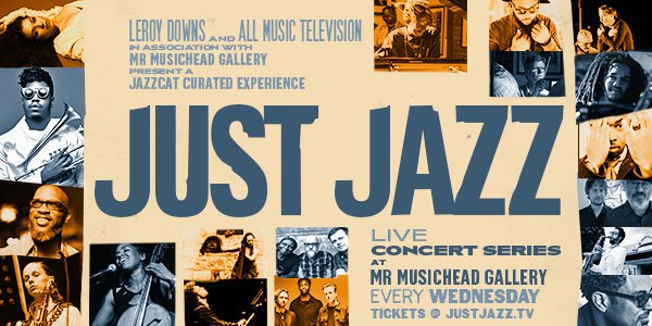 Just Jazz Live Concert Series Nov-Dec 2019