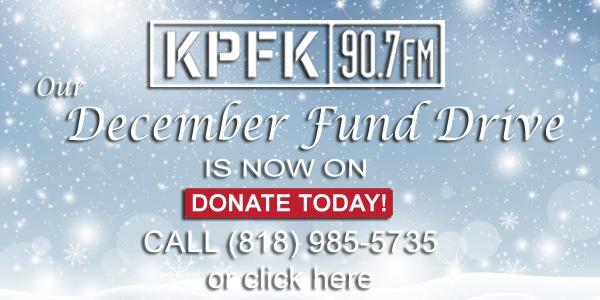 December Fund Drive