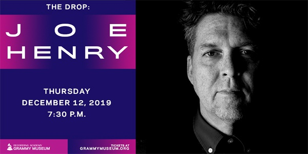 Joe Henry Live at the Grammy Museum