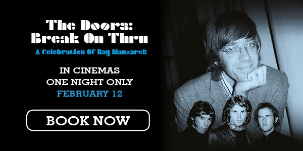 The Doors: Break On Thru screening