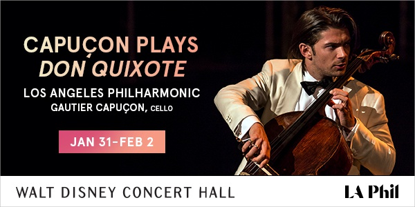 Capucon Plays Don Quixote