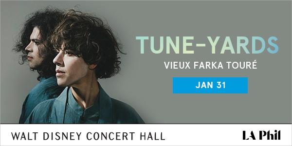 Tune-Yards + Vieux Farka Toure WDCH