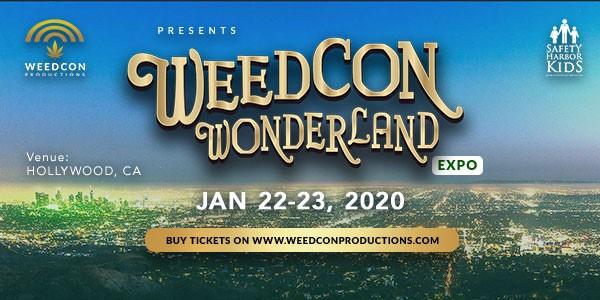 Weedcon Wonderland 2020