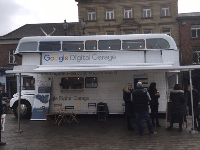 THE GOOGLE BUS