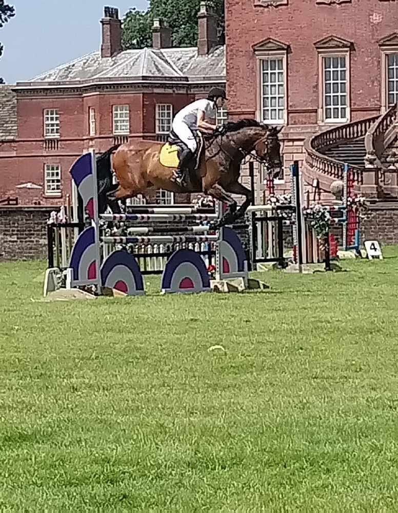 WARRINGTON HORSE SHOW 2018