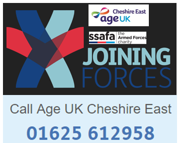 AGE UK  CHESHIRE EAST JOINING FORCES