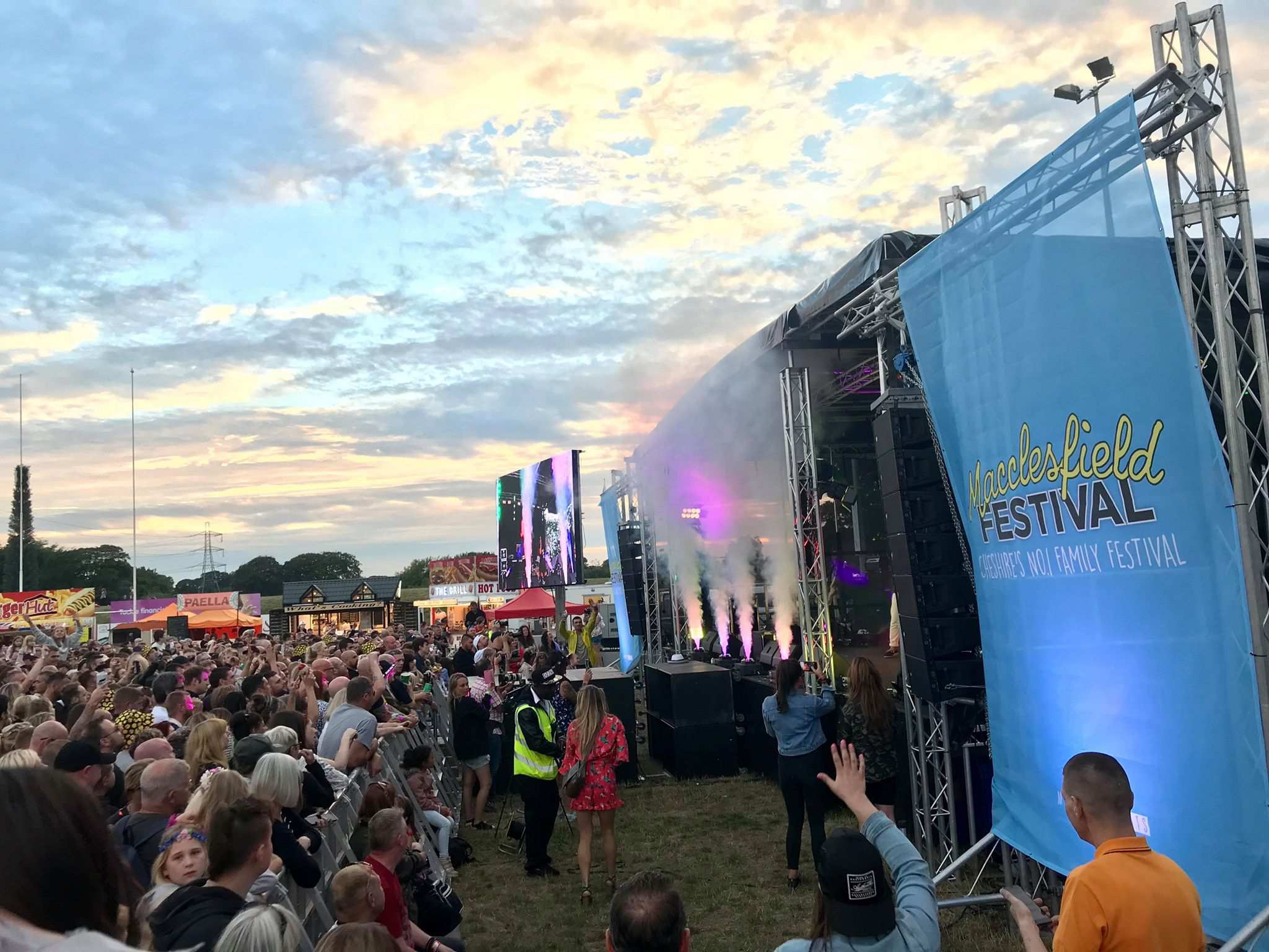 VIDEO HIGHLIGHTS FROM THE MACCLESFIELD FESTIVAL 2018