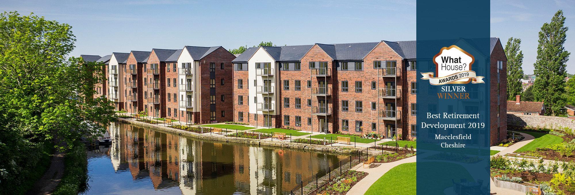 Adlington Residential Retirement complex