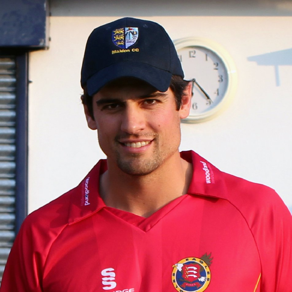 Alastair Cook at Essex CROPPED