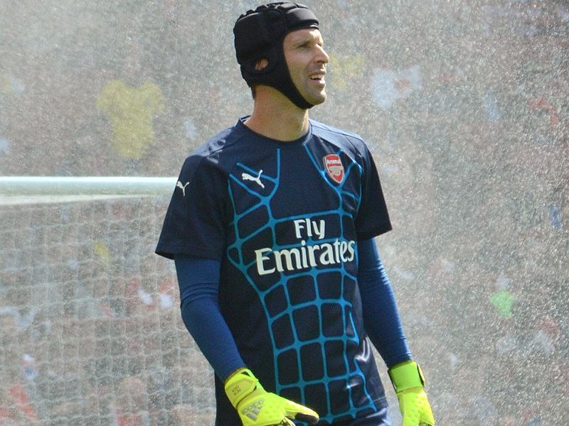 db33ad6ee Petr Cech is not to blame for his apparent struggles to adapt to the ball- playing requirements of new Arsenal manager Unai Emery