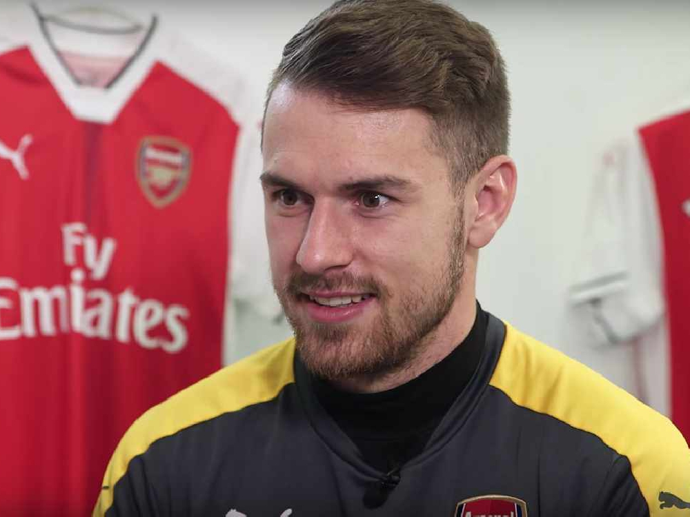 Aaron Ramsey Arsenal CROPPED